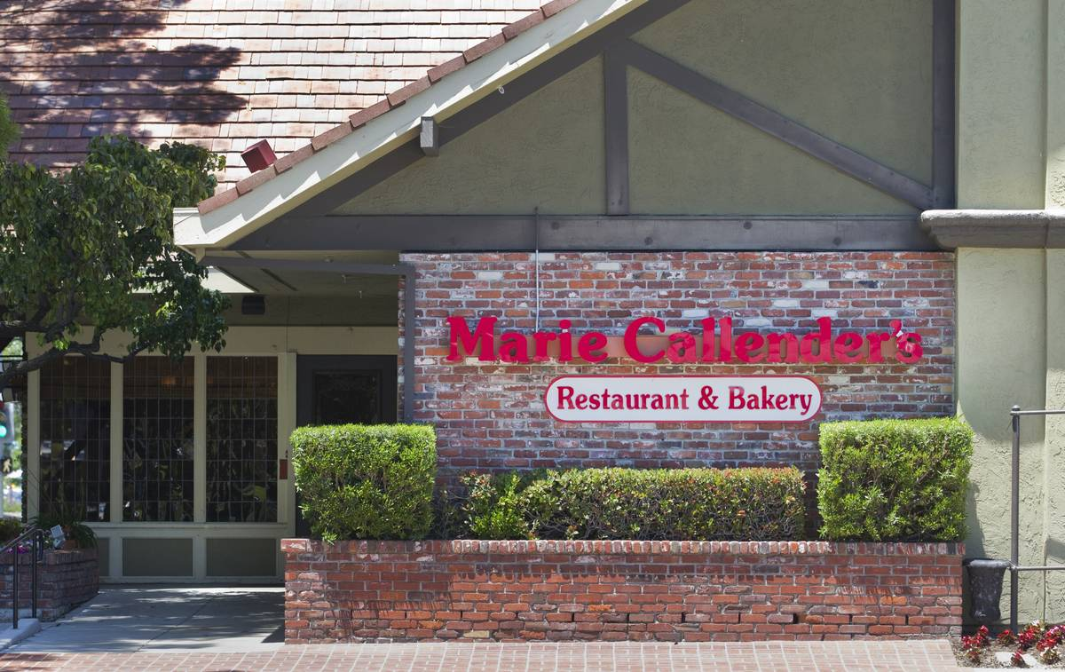 Marie Callender's Was Sold For $1.75 Million