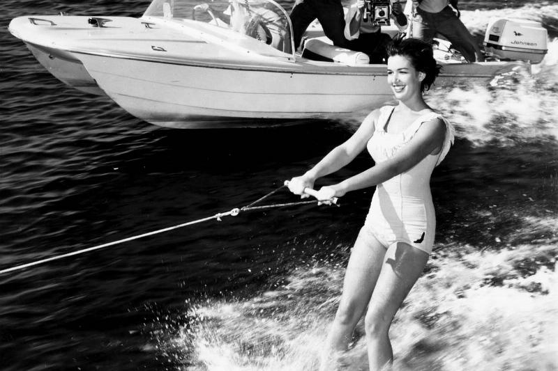 Miss Florida Waterskiing