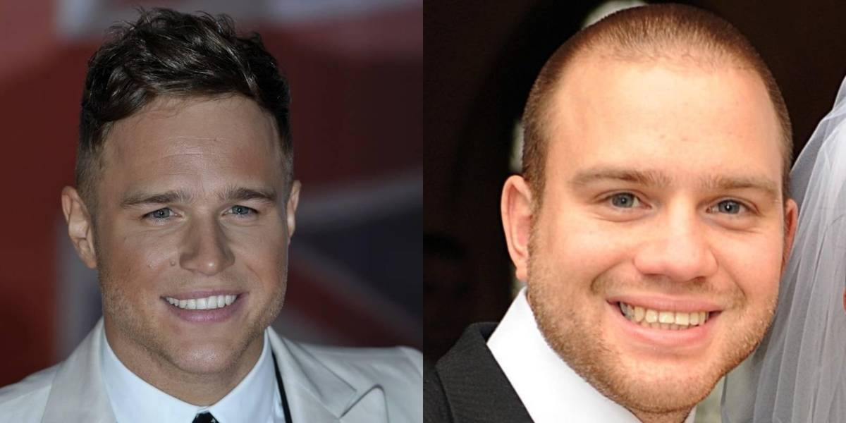 Olly Murs And Ben Murs