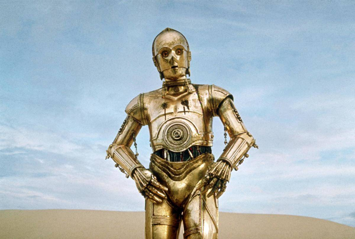 Playing C-3PO Wasn't Fun For Anthony Daniels
