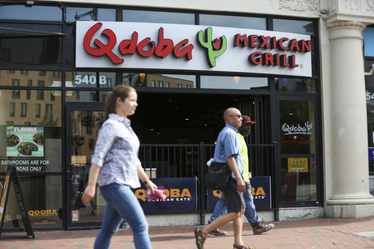 Qdoba Couldn't Keep Up With The Competition