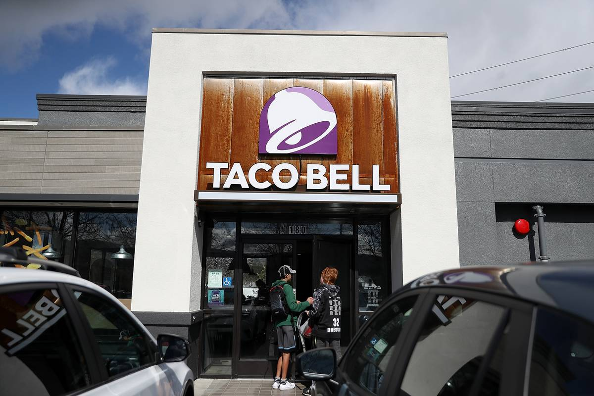 Taco Bell's Cravings Value Menu Won't Be Around For Long