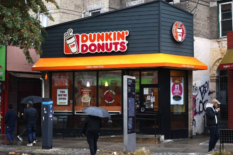 The World Is No Longer Running On Dunkin'