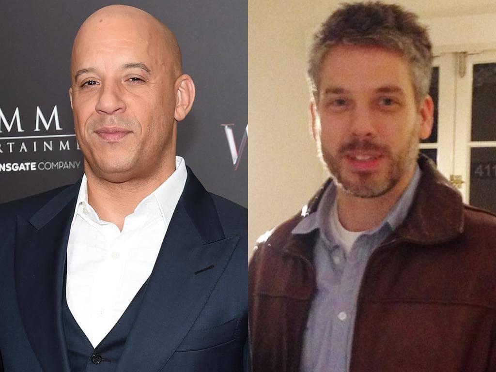 Vin Diesel And Paul Diesel