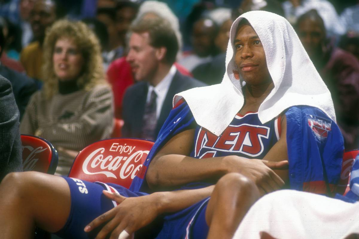 Ne Jersey Nets v Washington Bullets