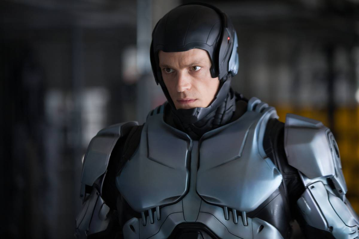 Joel Kinnaman's RoboCop Suit Wasn't Cutting It