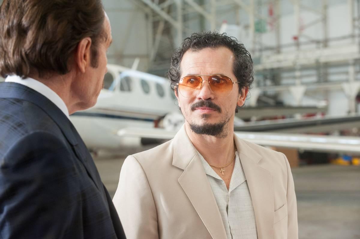The Infiltrator: John Leguizamo Vs. Co-Star