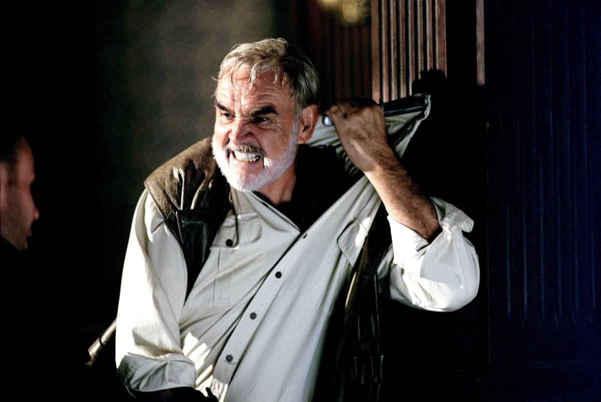 The League of Extraordinary Gentlemen: Sean Connery Vs. Stephen Norrington