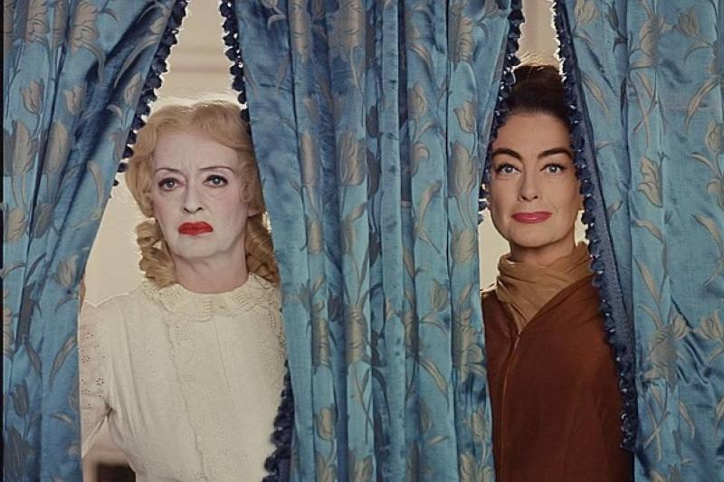 What Ever Happened To Baby Jane?: Joan Crawford Vs. Bette Davis