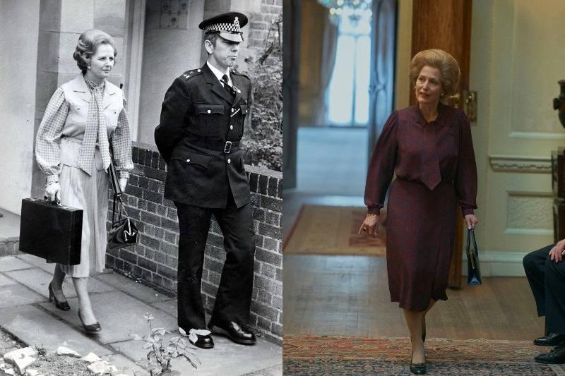 margaret thatcher on her first day as prime minister