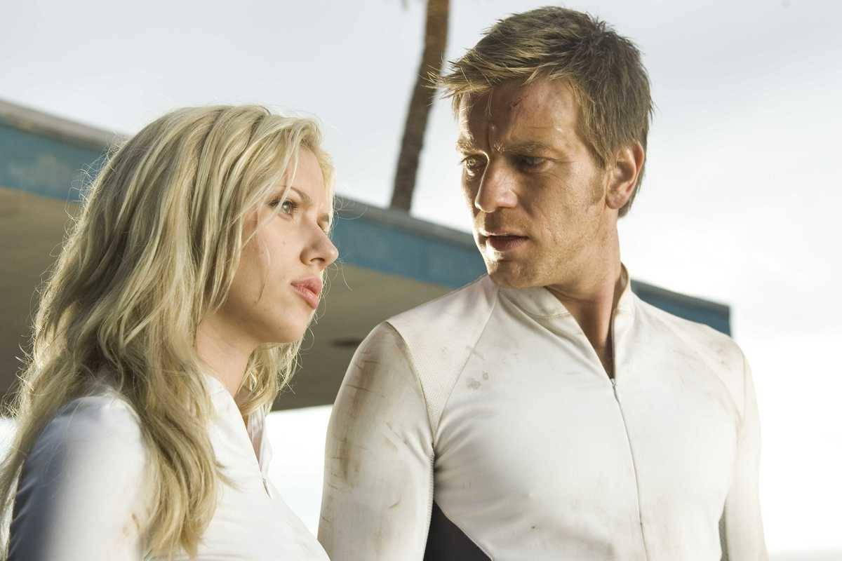 Johansson and McGregor