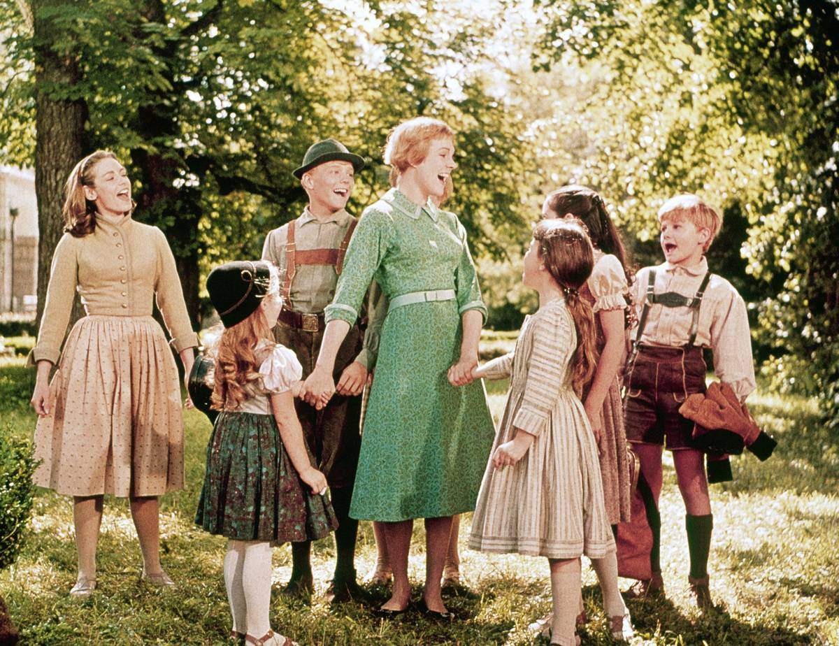 Actors in The Sound of Music