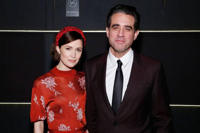 Rose Byrne and Bobby Cannavale attending an event
