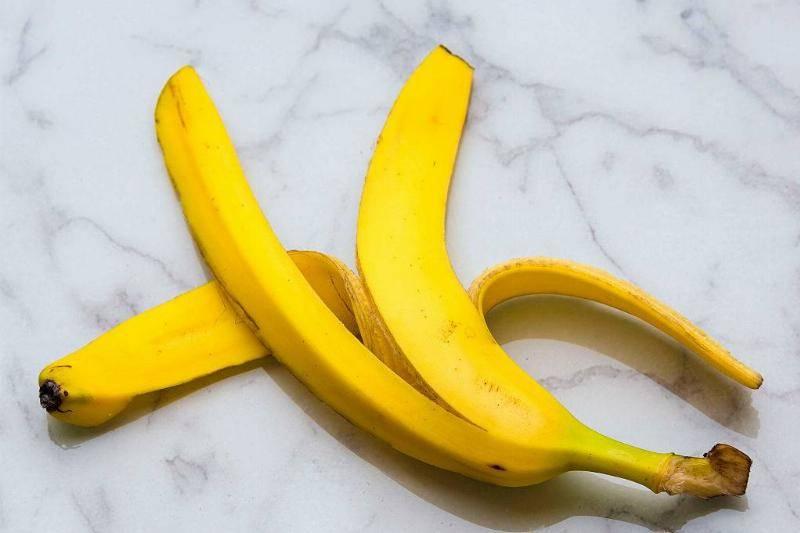 Banana Peels Make Great Compost
