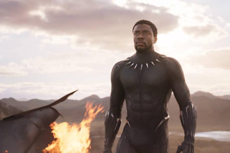 Picture of Chadwick Boseman