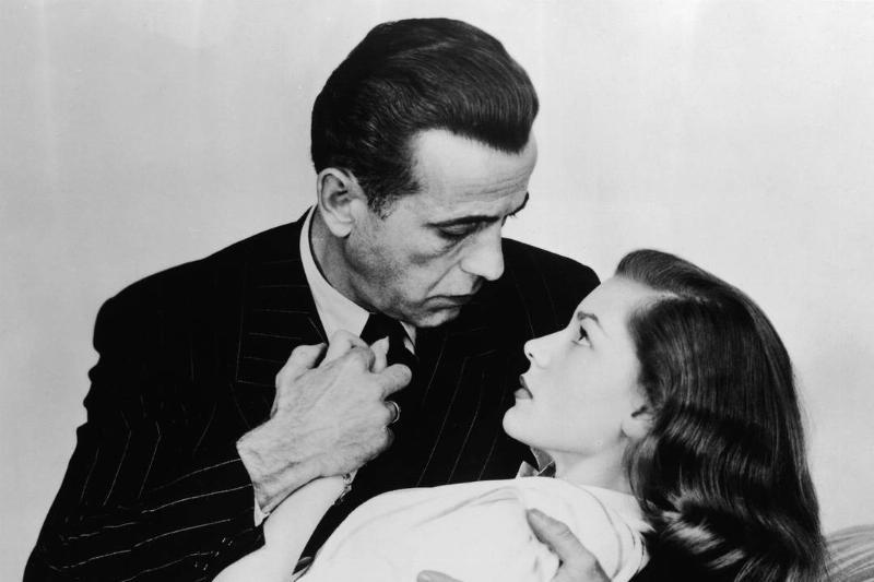 Humphrey Bogart, And Lauren Bacall