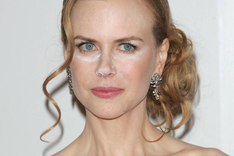 Actress Nicole Kidman attends the New York premiere of