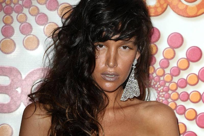 Actress Paz de la Huerta attends HBO's post Emmy party, 2011.