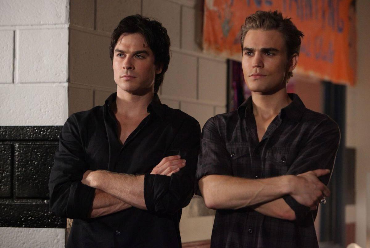 Actors in the Vampire Diaries