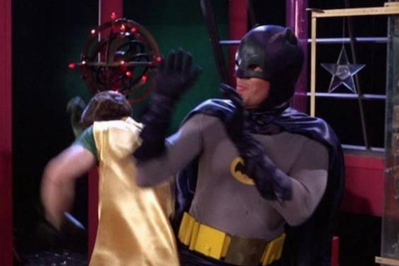 Batman Tweaked A Scene So All Of The Villains Were