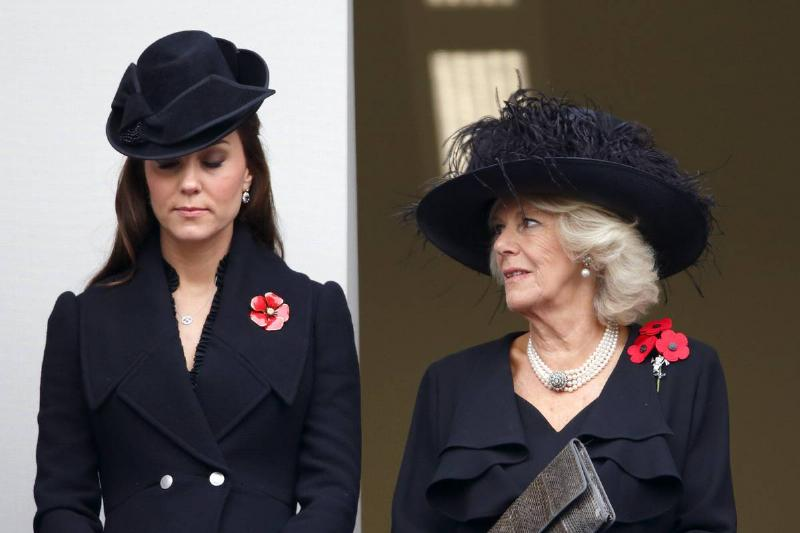 For Camilla, Kate's Hat Choice Was Not On Point