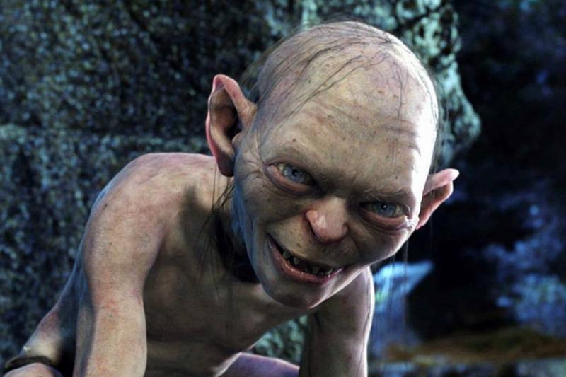Picture of Gollum