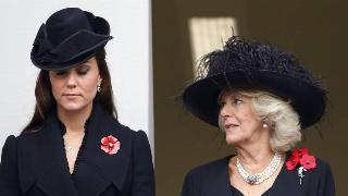 Pictures Speak A Thousand Words. And These Say There's Beef Between Kate Middleton And Camilla Parker Bowles