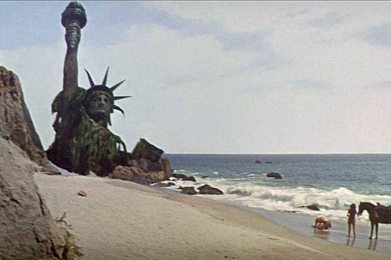 Planet Of The Apes Wasteland Was A Rewrite