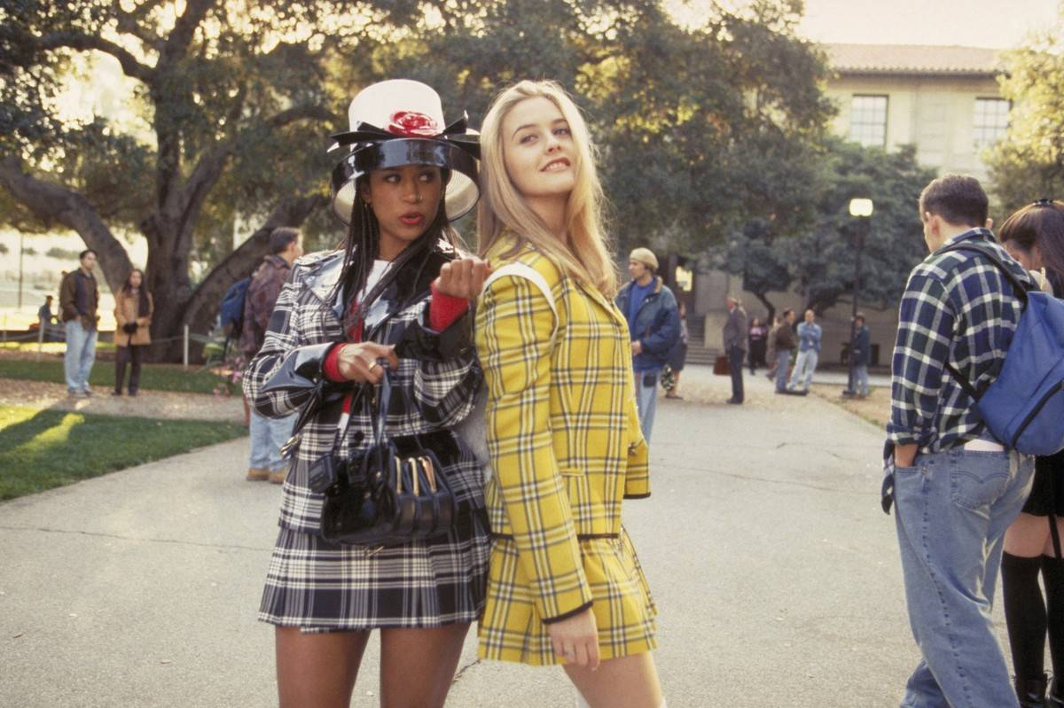 The Fashion In Clueless Went From Couture To Store-Bought