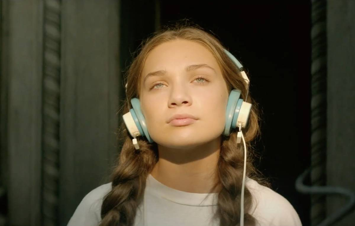 Worst Supporting Actress: Maddie Ziegler In Music