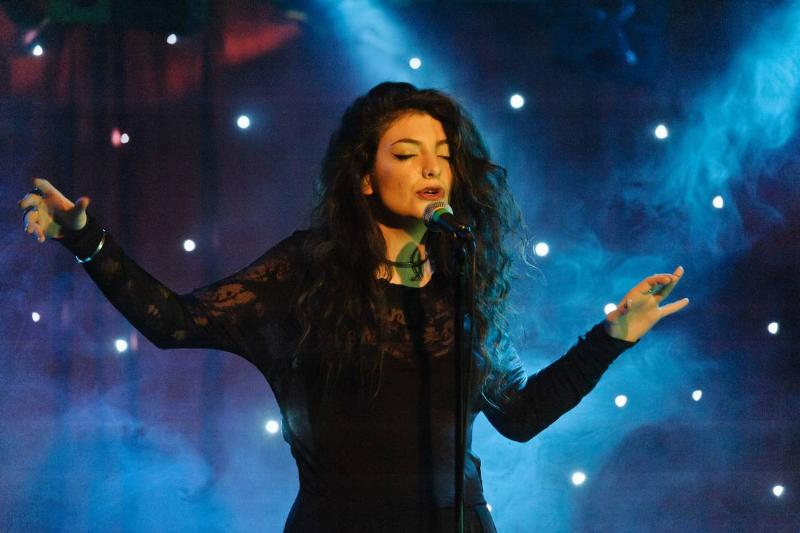 Lorde performs at Madame Jojo's in 2013.
