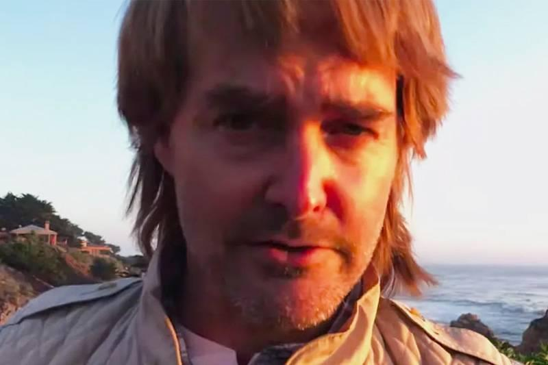 Will Forte in a still from MacGruber reboot