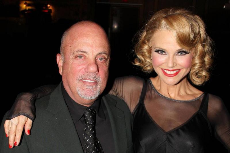Billy Joel & Christie Brinkley