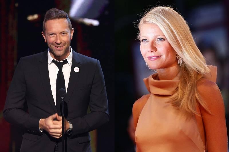 Chris Martin & Gwyneth Paltrow
