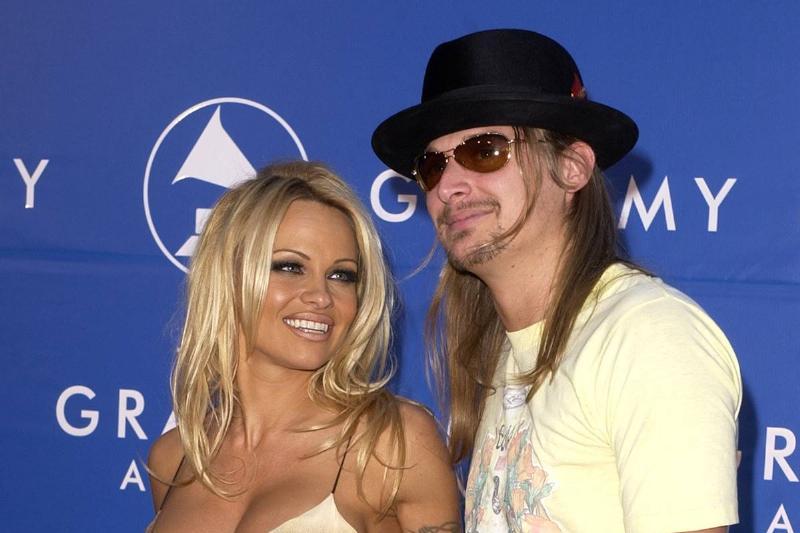 Kid Rock & Pamela Anderson