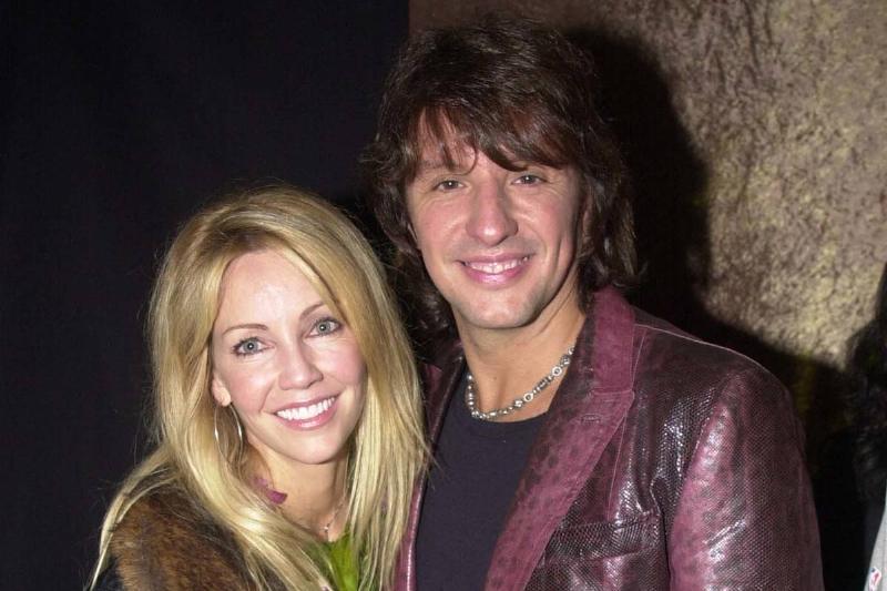 Richie Sambora & Heather Locklear