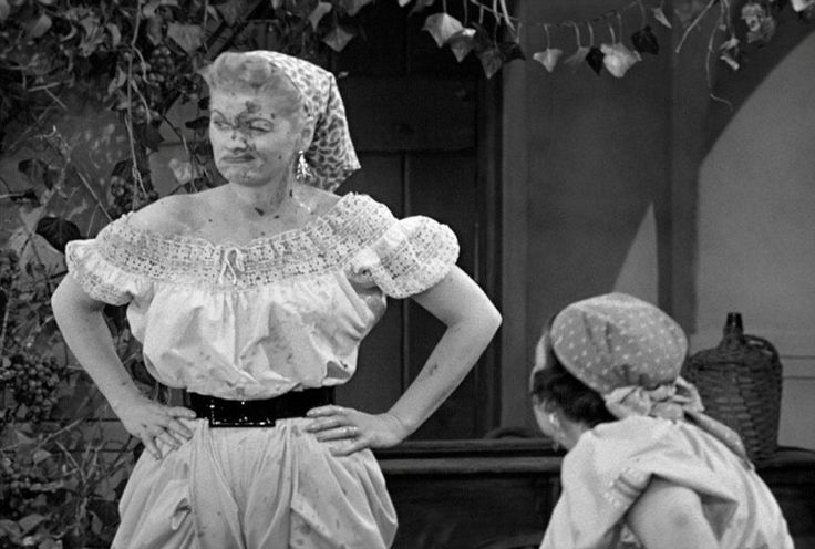 Lucille Ball Almost Died In Front Of Her Unknowing Crew And Audience