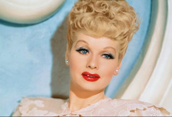 Lucille Ball's Hair
