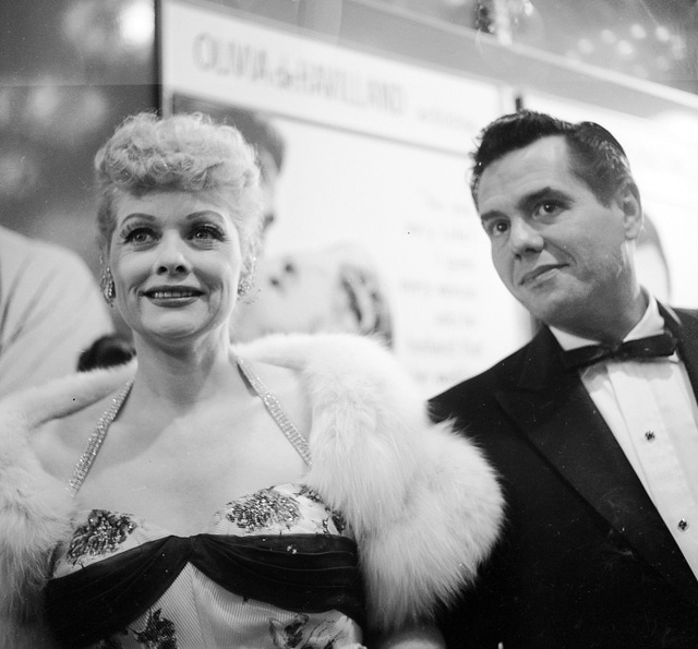 Lucille And Desi