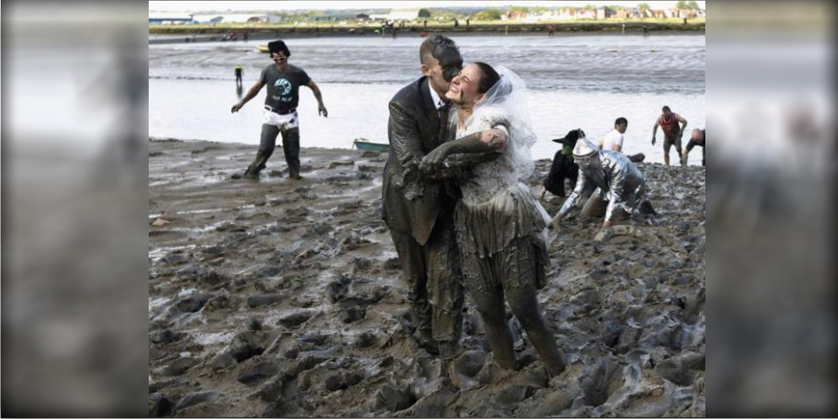 Muddy Beach, Let's Get Married