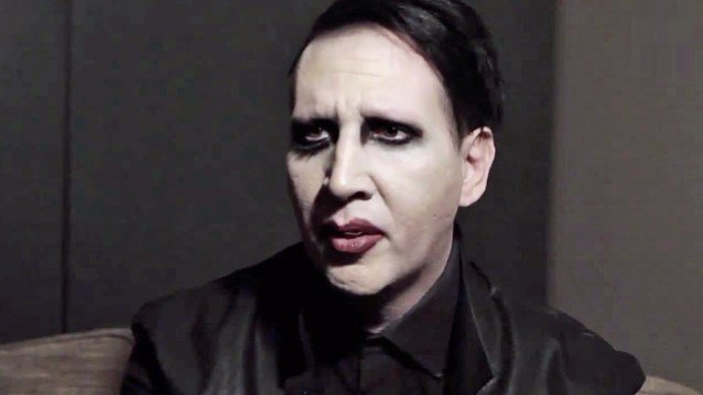 Marilyn Manson On The Manhunt For Chicks