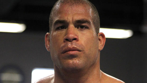 Tito Ortiz Is A Fighter And Not A Lover