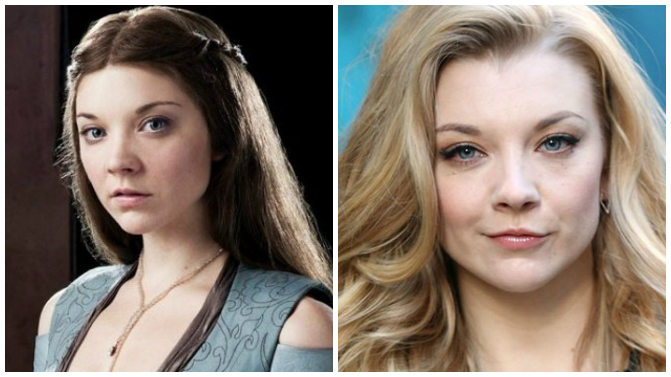 Character: Margaery Tyrell / Actress: Natalie Dormer