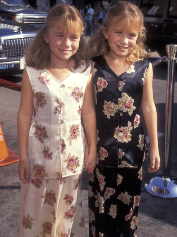 Mary Kate and Ashley Olsen Style