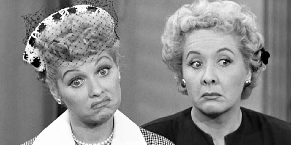 """Lucille Ball Didn't Think Vivian Was """"Dumpy Enough"""" To Play Her Best Friend"""