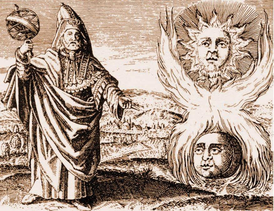Идея древа жизни (эц хаим) восходит к лурианской каббале