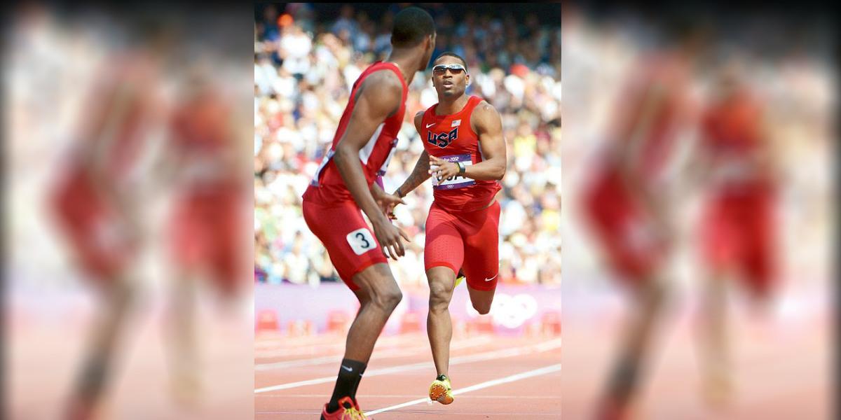 Manteo Mitchell Broke His Leg Mid-Run