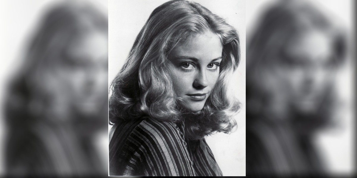 Cybill Shepherd Then