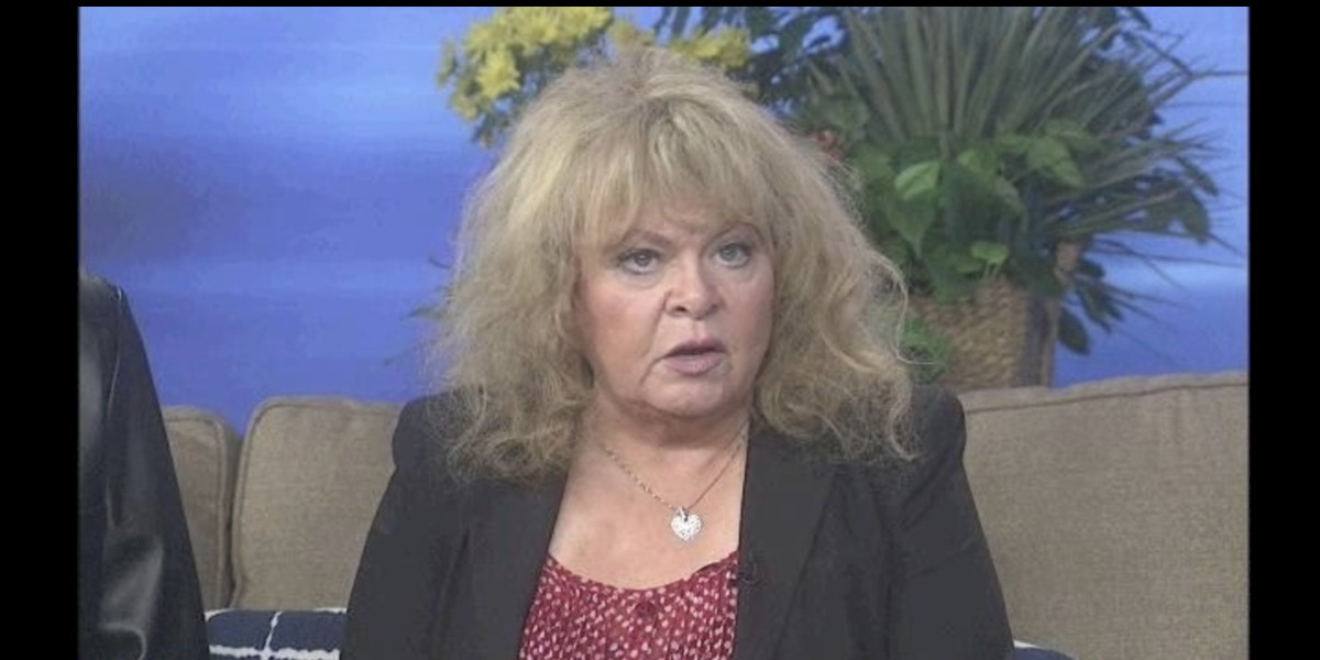 Sally Struthers Later