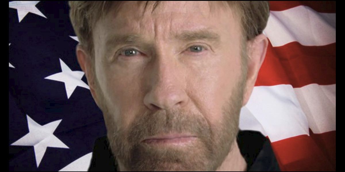 Chuck Norris Later